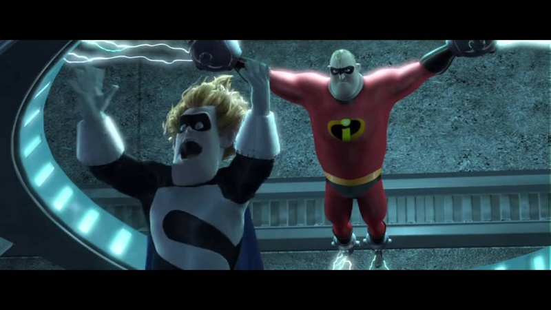 Incredibles - Oh man Im still geeking out about it