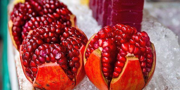 Плод граната, в виде экстракта сока, широко пропагандируется  от Воспалительного заболевания кишечника (ВЗК)