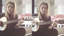 Frances Bean Cobain singing via Instagram Story