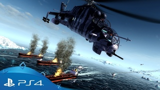 Air Missions: HIND | Gameplay Trailer | PS4