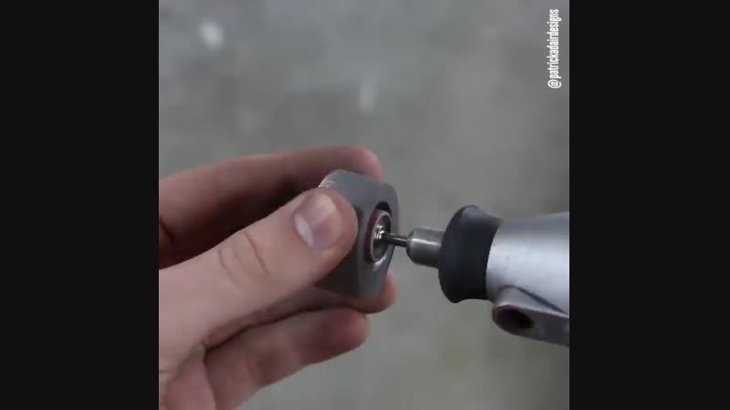 Как сделать кольцо Зеленый Фонарь