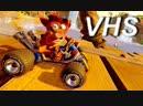 Crash Team Racing Nitro-Fueled - Трейлер TGA 2018 на русском (VHSник)