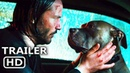 JOHN WICK 3 John gets separated from his dog Clip Trailer (2019) Action Movie HD