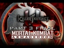 Mortal Kombat Armageddon K A F Killer Instinct Characters Part 3 FINAL