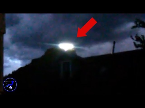 Bright UFO landed in mountain Simpsons Rest,Colorado! Jan 15,2019