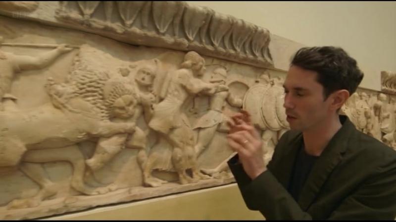 Сокровища Древней Греции 1 сер Эпоха героев ВВС 2015