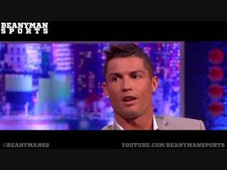 Cristiano ronaldo full length interview - why it wasnt a messi movie, wholl win ballon dor