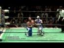 Dick Togo, Jinsei Shinzaki, Ultimo Dragon vs. GAINA, Hayate, Kesen Numajiro (Michinoku Pro - Tokyo Show Vol. 3 ~ Kikikaikai)