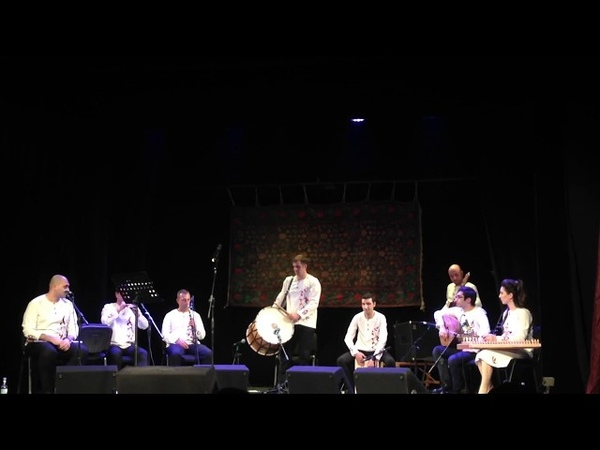 Կայթ նվագախումբ` Տալտալա/Kayt band Taltala/Folk music concert