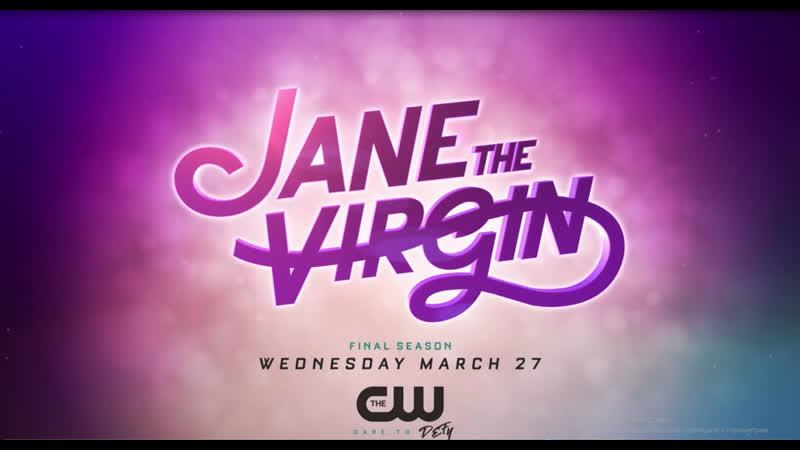 5х05 Jane The Virgin Promo
