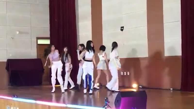 190717 Съемки для SBS X U Idol Live 'School Attack 2019'