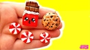 ЛЕПИМ РЕАЛИСТИЧНЫЕ МИНИ СЛАДОСТИ DIY Cute Sweet Charms! ♡ Polymer Clay