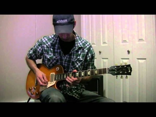 Gimme All Your Lovin Cover - ZZ TOP Jason Hobbs