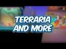Делаем грязь Terraria и всякое Запись со стрима