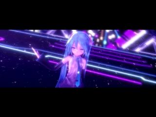 [MMD] Hatsune Miku - Through The Night