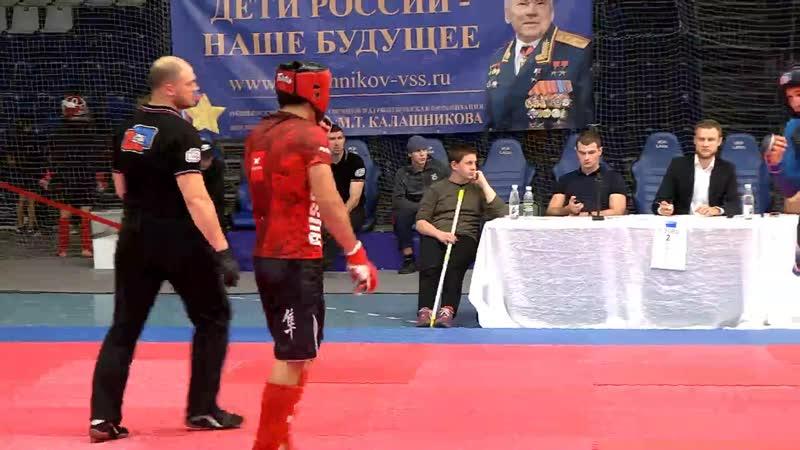Первенство России по ММА 2018 (Тольятти) 26 октября старт 10:00 (время московское) Ковёр 2.