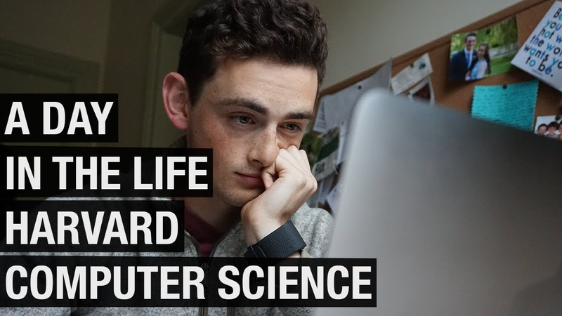 A Day in the Life of a Harvard Computer Science Student