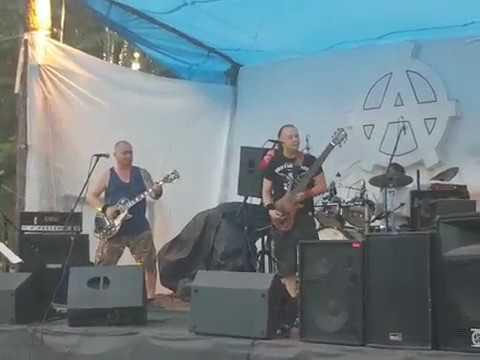 Rusty Train - Грозный 95 (Anarchy Atom Fest 2018, 14.07.2018)