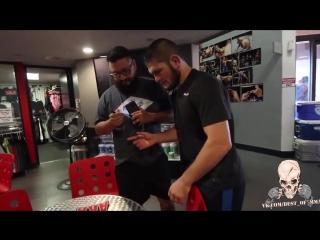 ХАБИБ ГОТОВИТСЯ К БОЮ С КОНОРОМ НА UFC 229