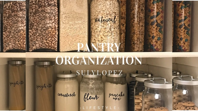 Cheap Easy Pantry Organization Tips Ideas [2017] SulyLopez