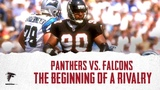 Falcons vs. Panthers - The Beginning Of A Rivalry (1995)