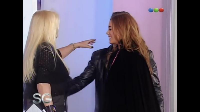 Susana recibe a Nico Vázquez y Emilia Attias - Susana Giménez