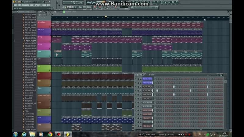 Requiem for a dream_FL Studio