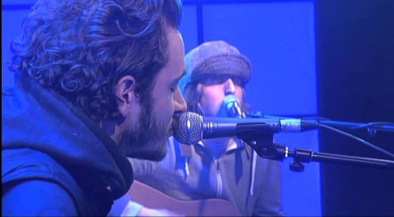 Smith Burrows - When The Thames Froze (Live @ Glazen Huis Antwerpen 2011)