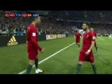 Обзор супер матча Испания - Португалия 3:3
