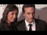 Anthony Delon and more on the red carpet for the Global Gift Gala in Paris