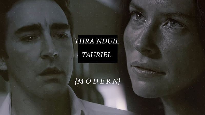 Thranduil Tauriel {modern au}; I'm Lost