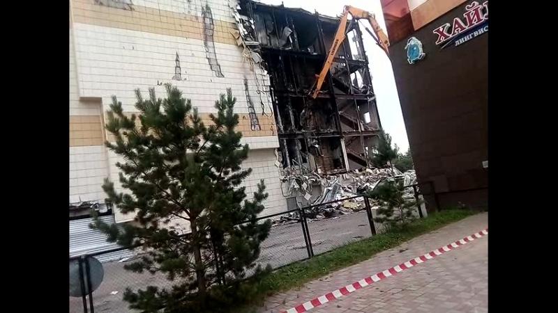 Крах зимней вишни (Кемерово 19.07.2018, 1430)