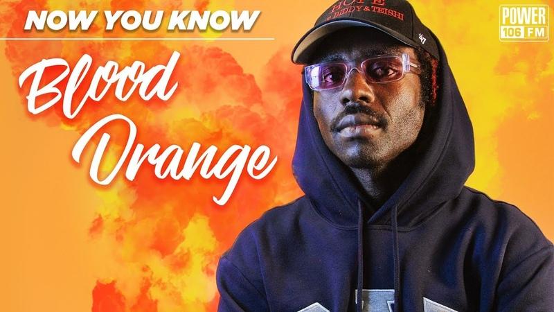Blood Orange talks A$AP Rocky Friendship, Project Pat Verse Meeting Bhad Bhabie