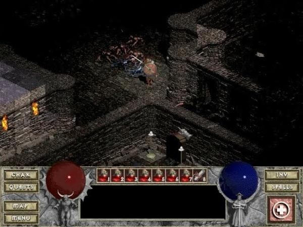 Взгляд в прошлое Выпуск 20 Diablo Доблесть 7