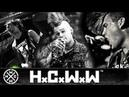 DEFUSED - NEVER CONFORM - HARDCORE WORLDWIDE (OFFICIAL LYRIC D.I.Y. VERSION HCWW)