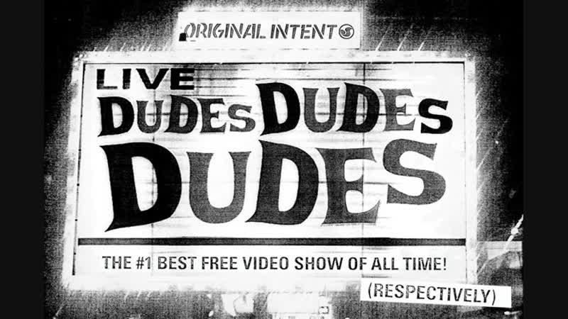 DVS - Dudes Dudes Dudes (1080p)