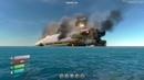 Subnautica - Aurora's explosion with countdown