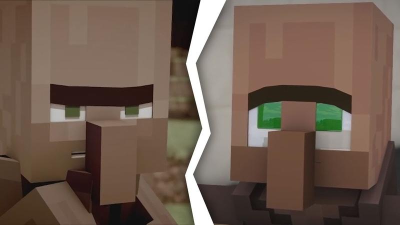 Подборка смешных анимаций про Minecraft