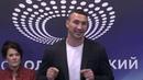 VADA testing. Wladimir Klitschko in Kyiv, Ukraine. 10/04/2019.
