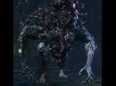 Bloodborne Чудовище кровопуск Подземные птумерианские лабиринты Чаша Птумеру Айилл 5 уров Слой 2