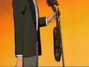 Detective Academy Q - Detective School Q - THE PARALLEL VIOLINIST TUNE the Testa Di Drago