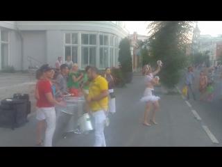 Бразильские барабаны
