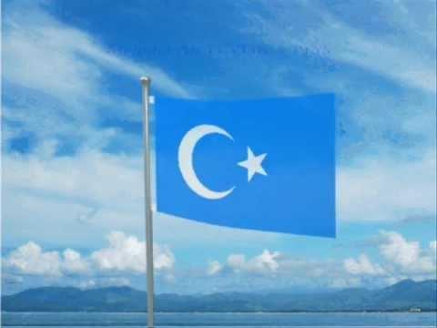 Dogu Turkistan Milli Marsi National Anthem of Eastern Turkistan