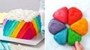 Rainbow Wagon Wheel Cakes 🌈🌈 10 Easy Cake Tutorials at Home | Yummy Cake Decorating Ideas (Nov) 17