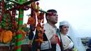 Красивая армянская традиционная свадьба