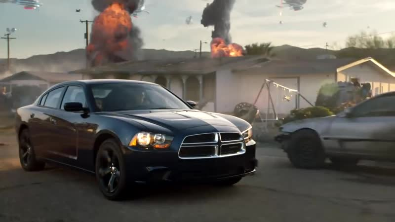 Dodge Charger-Defiance Commercial 2013