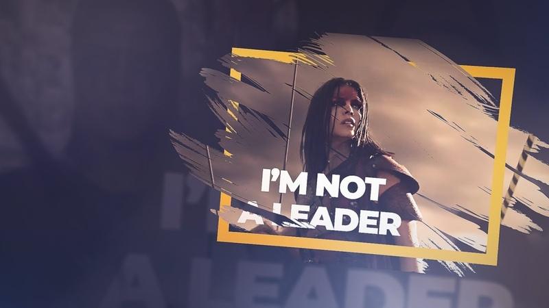 Octavia Blake | I'm not a leader [HBD Thorny Rose]