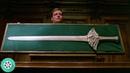 Аукцион ритуального меча Доспехи Бога 1986 год