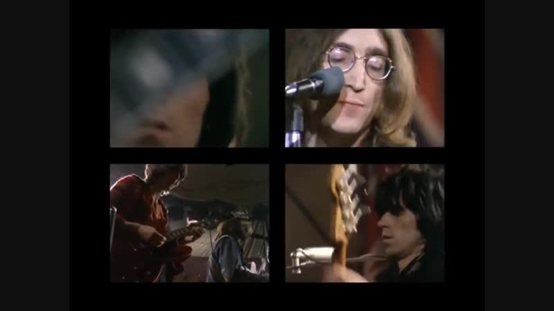 John Lennon, Eric Clapton, Keith Richard , Mitch Mitchell - Yer Blues!