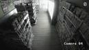 ОХРАННИК В ШОКЕ! полтергейст Страшное снятое в московском супермаркет!